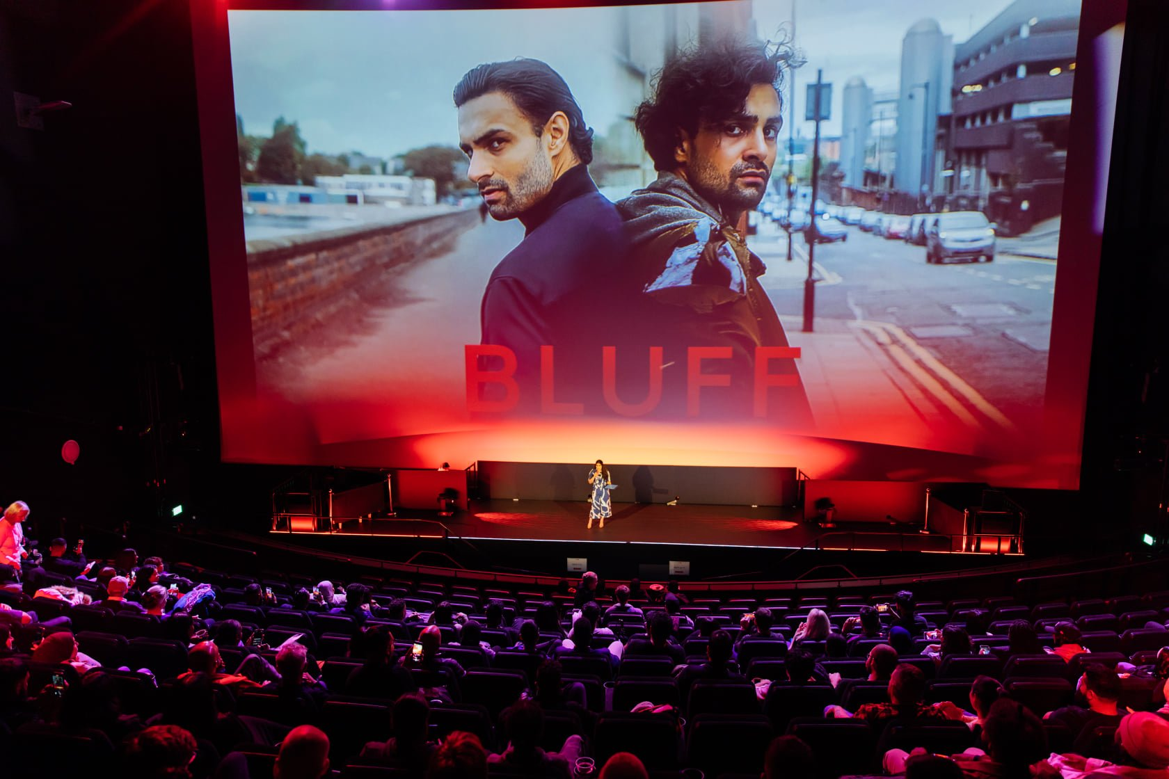 The truth will get you killed – Birmingham filmmaker's crime thriller shown on the big screen
